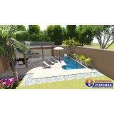 piscina sobre medida Igaratá