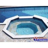 piscinas concreto armado em Água Rasa