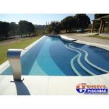 piscinas de alvenaria pequena Arujá