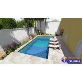 piscinas de azulejo com vazamento Lorena;