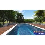 piscinas de azulejos Vila Municipal