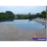 piscinas de concreto armado para condomínios Hortolândia