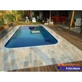 piscinas de concreto armado para pousadas Porto Feliz