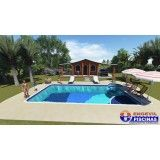 piscinas de concreto personalizadas preço Vila Augusta