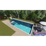piscinas infantis personalizadas em Interlagos