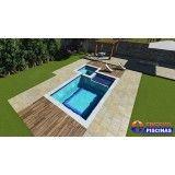 piscinas infantis sob medida Monte Carmelo