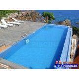 piscinas para academia em sp Vila Augusta