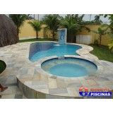 piscinas para residências preço Jardim Guilhermina