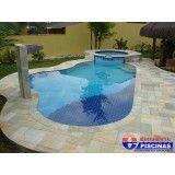 piscinas para residências Vila Municipal