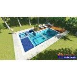 piscinas personalizadas baratas Condomínio Maracanã