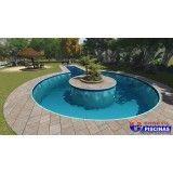 piscinas personalizadas em sp preço na Santa Maria