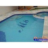 piscinas residenciais infantis CECAP