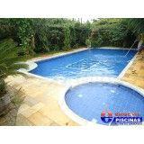 piscinas residenciais preço m2 Boituva