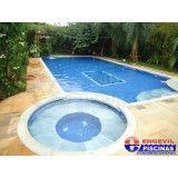 piscinas residenciais preço Bairro Silveira