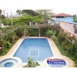 piscinas residenciais valor São José