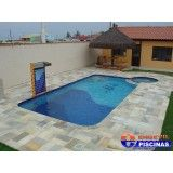 piscinas residenciais no Brooklin
