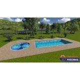 piscinas sob medida no Morumbi