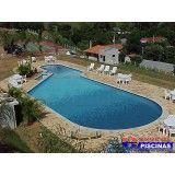 preço de piscina com cascata Bairro Paraíso