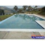 preço de piscina com hidro Mairinque