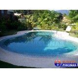 preço de piscina de alvenaria Holambra