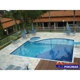 preço de piscina de concreto armado Monte Carmelo