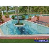 preço de piscina de fundo infinito em Limeira
