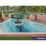 preço de piscina de fundo infinito Jardim Maria Beatriz