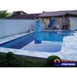 preço m2 piscina de concreto armado em Sumaré