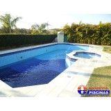preço médio de piscina de concreto Camilópolis