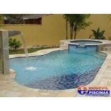 preço piscina condomínio Bairro Santa Maria