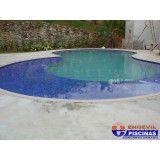 preço piscina de alvenaria Bairro Santa Maria
