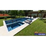preço piscina personalizada Água Chata