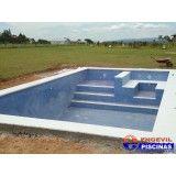 preço reformas de piscinas São José