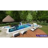 preços piscina sob medida em Hortolândia