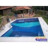 projeto completo de piscina de alvenaria em Taubaté