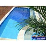 projeto de piscina com raia preço Maia
