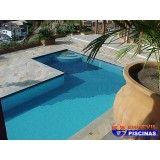 projeto de piscina com raia Lorena;