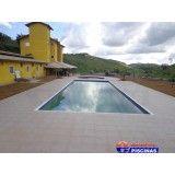 projeto de piscina de academia preço Olímpico