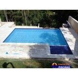 projeto de piscina de academia Água Chata