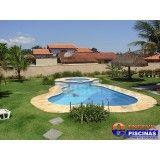 projeto de piscina de concreto armado Jardim Guilhermina