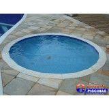 projeto de piscina para academia Vila Barros
