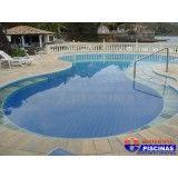 projeto de piscina residencial em são paulo preço Maia