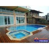 projeto de piscina residencial quanto custa Gopoúva