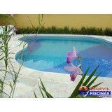 projeto de piscina residencial Cerâmica