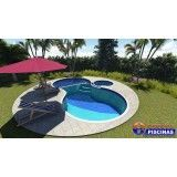 projeto de piscina sob medida no Jardim América