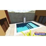 projetos de piscinas personalizadas no Jardim Bela Vista