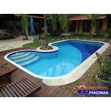 projetos de piscinas residenciais preço Bairro Casa Branca