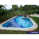 projetos de piscinas residenciais Fundação