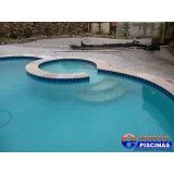 quanto custa manutenção de piscina de concreto Jardim Guarará