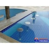 quanto custa manutenção de piscinas Água Chata